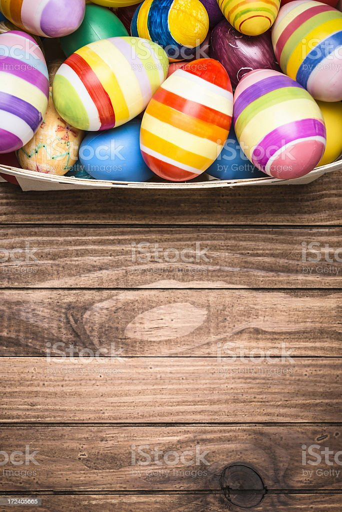2013 easter composition royalty-free stock photo