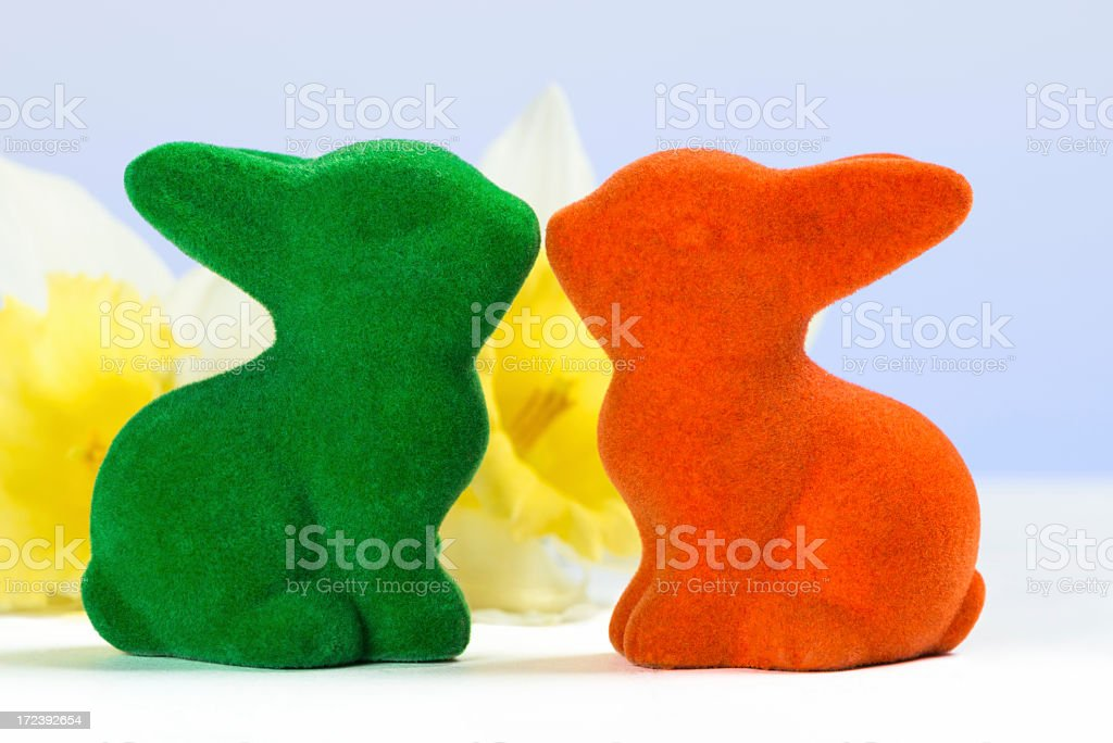 easter decoration royalty-free stock photo