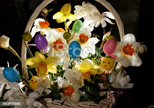 istock Easter decoration 930915546