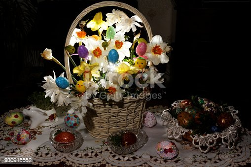 istock Easter decoration 930915552