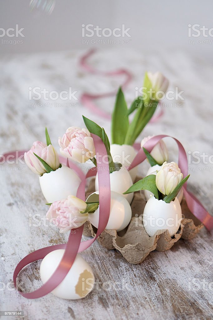 Easter Decoration@02 royalty-free stock photo