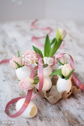 Easter Decoration02 Stock Photo & More Pictures of Color Image