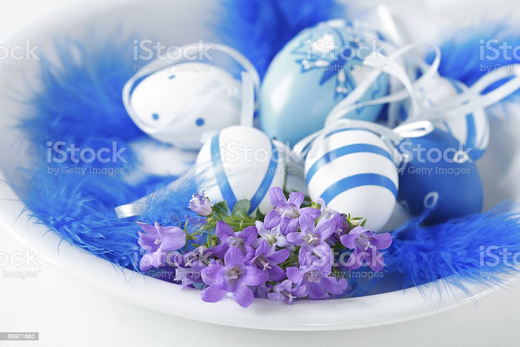 Easter detail royalty-free stock photo