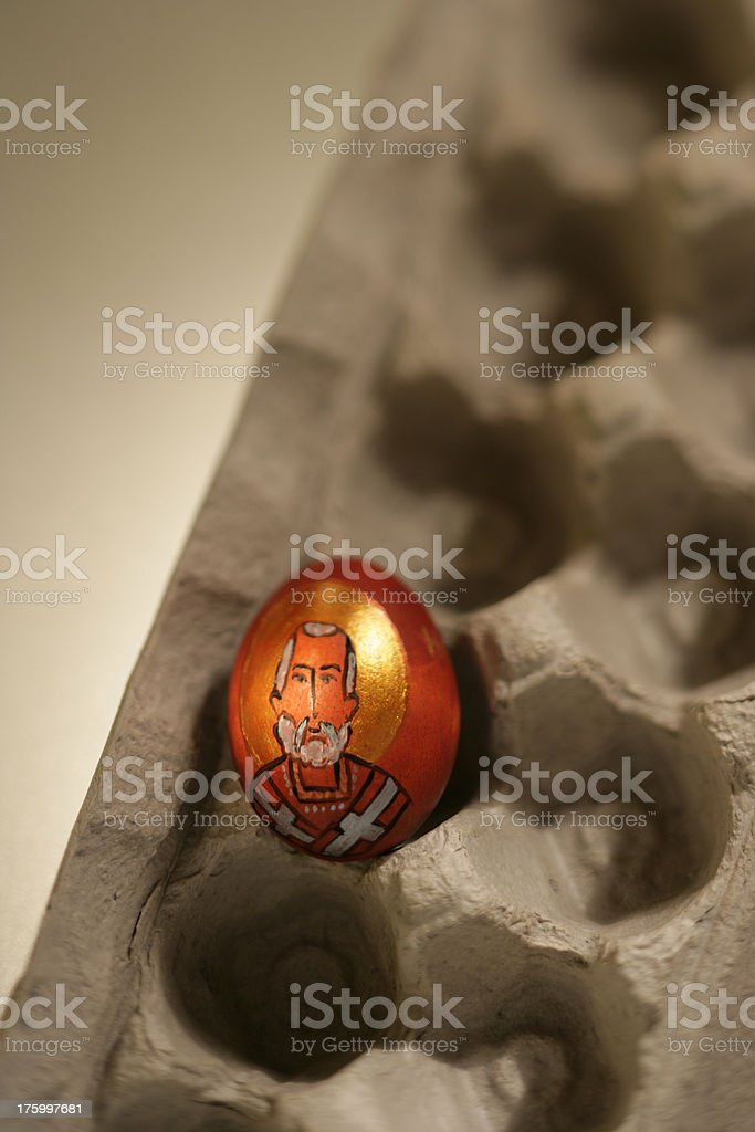 Easter Egg 10 royalty-free stock photo