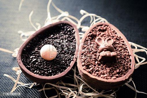 Easter egg chocolate - Ovo de colher