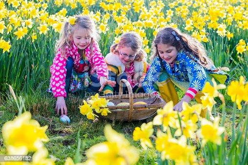 istock Easter Egg Hunting 638656182