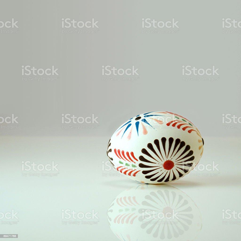 Пасхальное яйцо Стоковые фото Стоковая фотография
