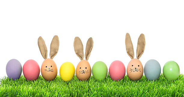Easter eggs in green grass holidays background picture id517373960?b=1&k=6&m=517373960&s=612x612&w=0&h=yzm0o9rznpb hlzk04fg noq tlmyv z6yjls9wzlii=