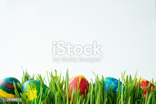 930928526 istock photo Easter eggs 1129168612