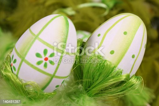 930928526 istock photo Easter eggs 140451257