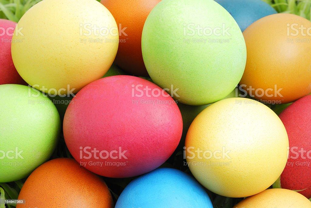 easter eggs - Royalty-free Animal Egg Stock Photo