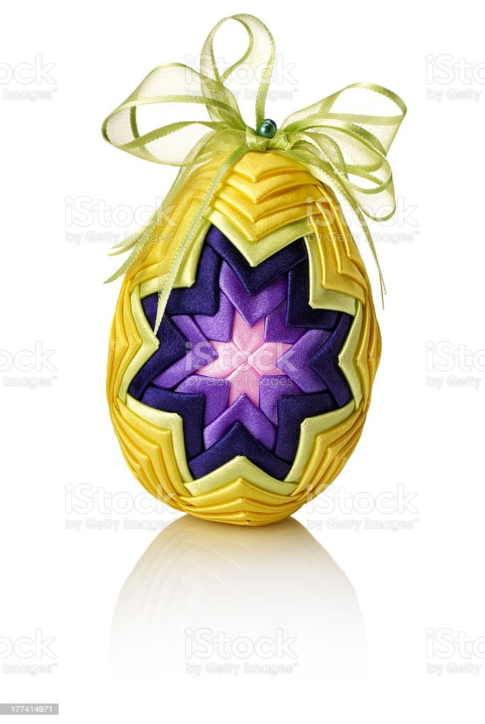Easter eggs royalty-free stock photo