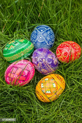 925481382 istock photo Easter Eggs 473596552