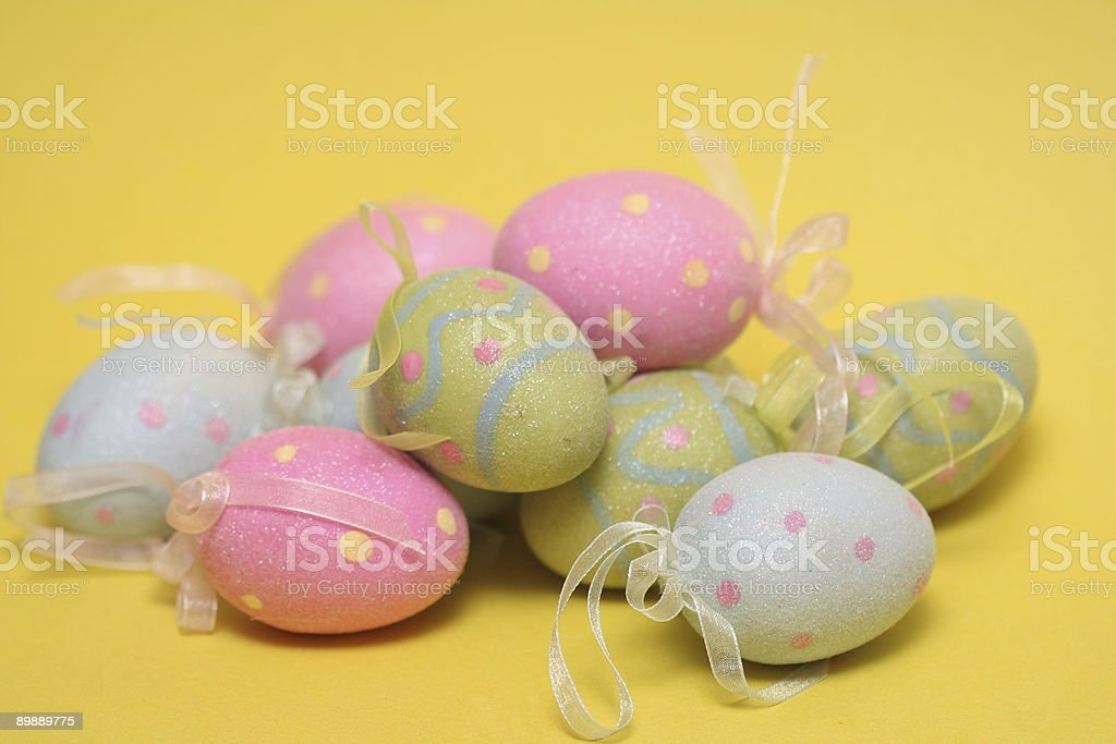 Easter Eier Lizenzfreies stock-foto