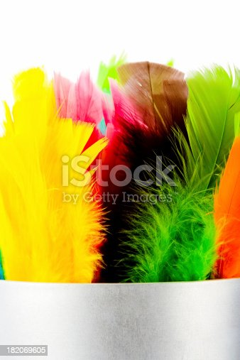 istock Easter feathers close-up 182069605