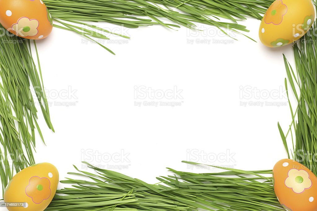 Easter Frame Stock Photo & More Pictures of Animal Egg | iStock
