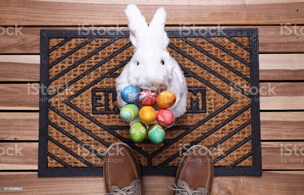 Easter Gift royalty-free stock photo