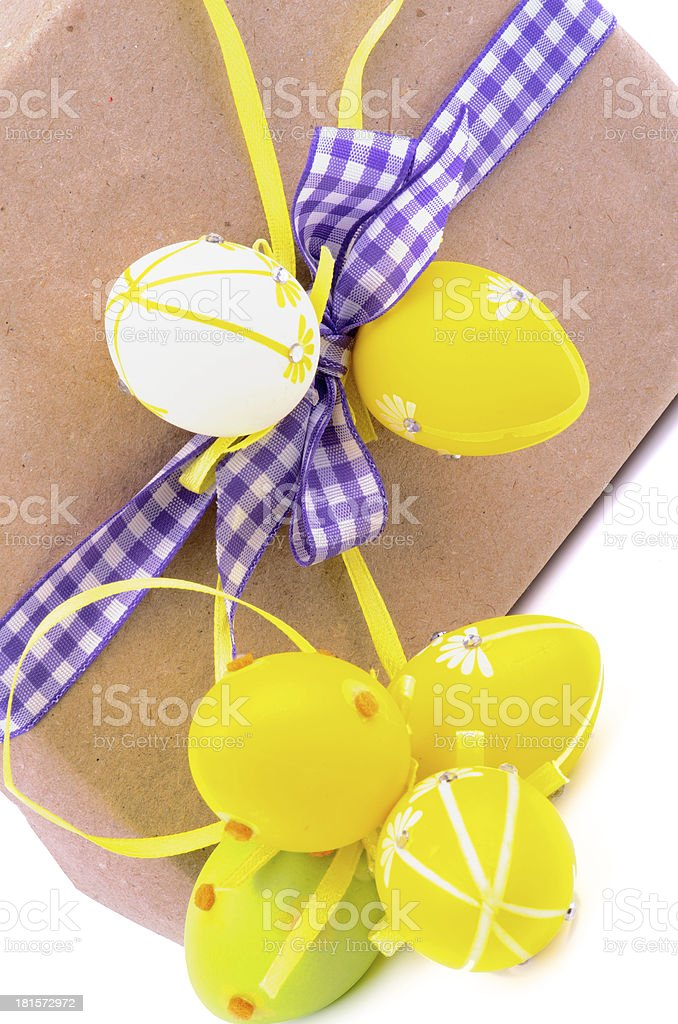 Easter Gifts royalty-free stock photo