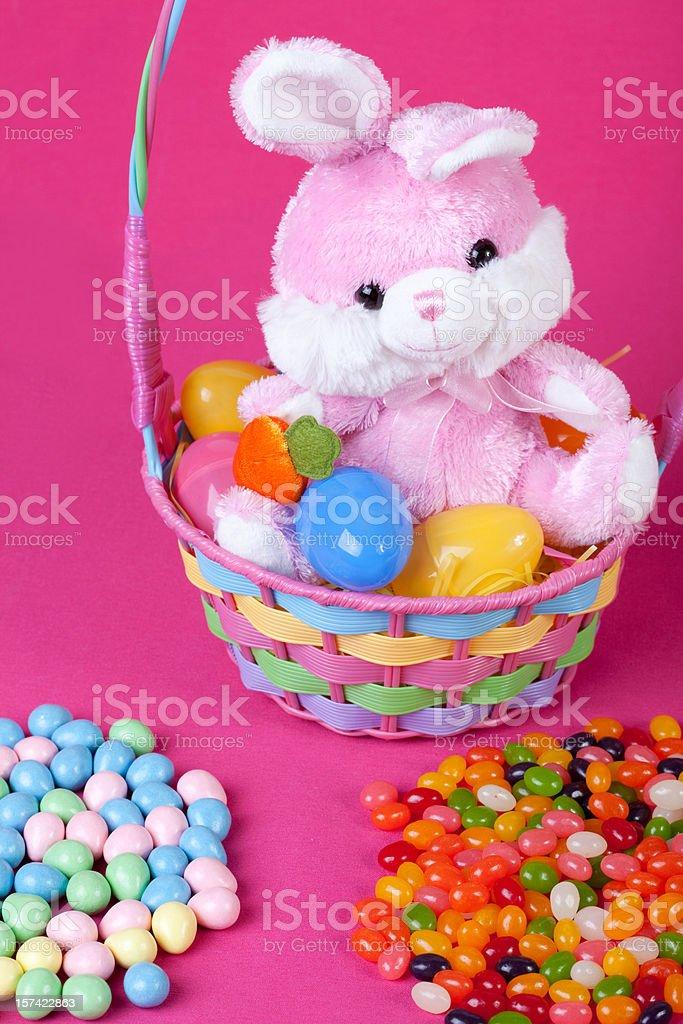 Easter Goodies stock photo