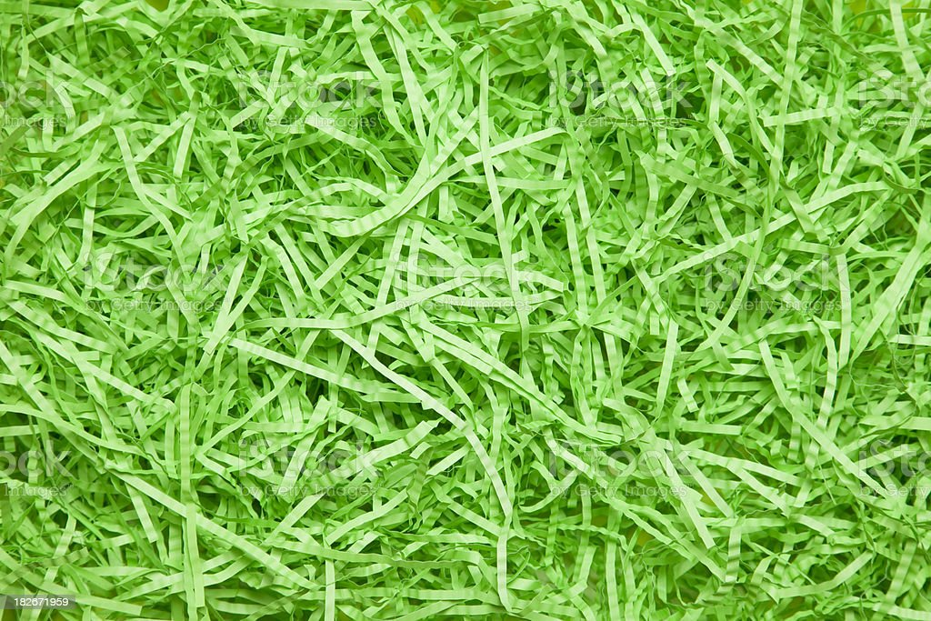 Easter Grass Background stock photo