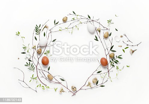 istock Easter greeting background 1139732143