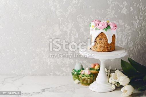 istock Easter homemade sweeties 1218412426