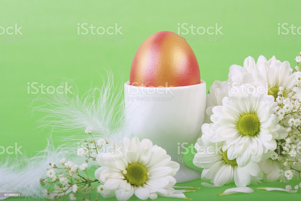 Easter motive royalty-free stock photo