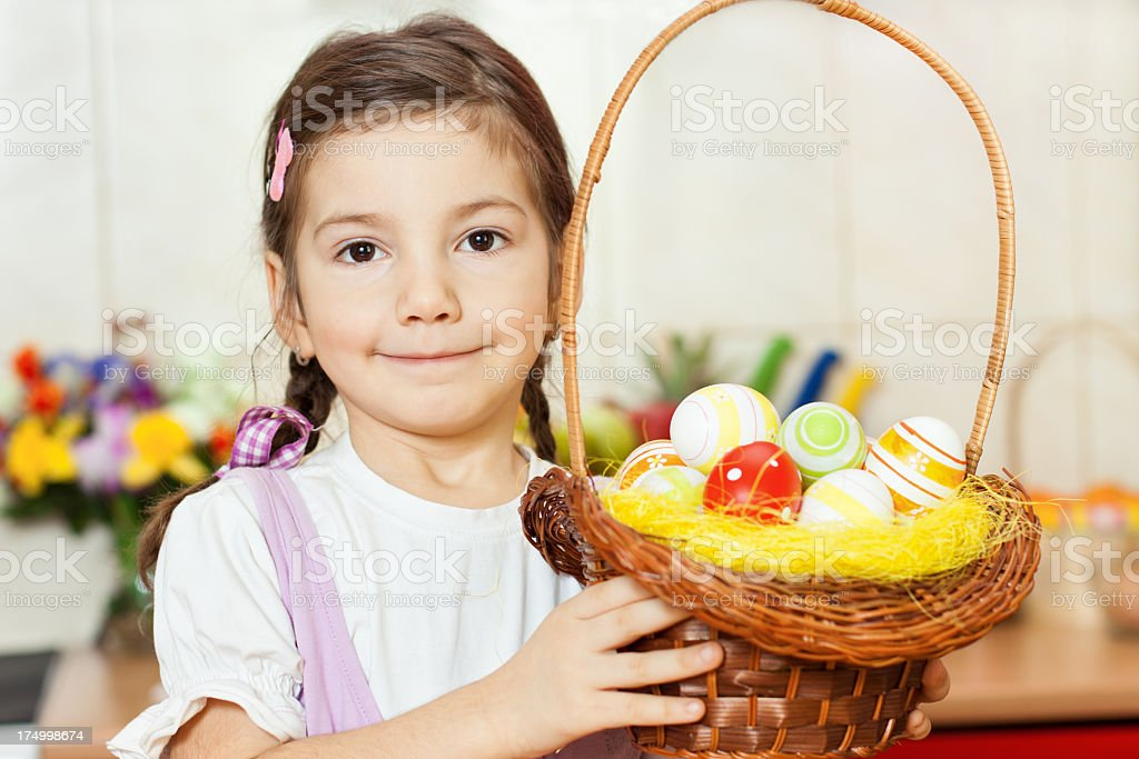 Easter royalty-free stock photo