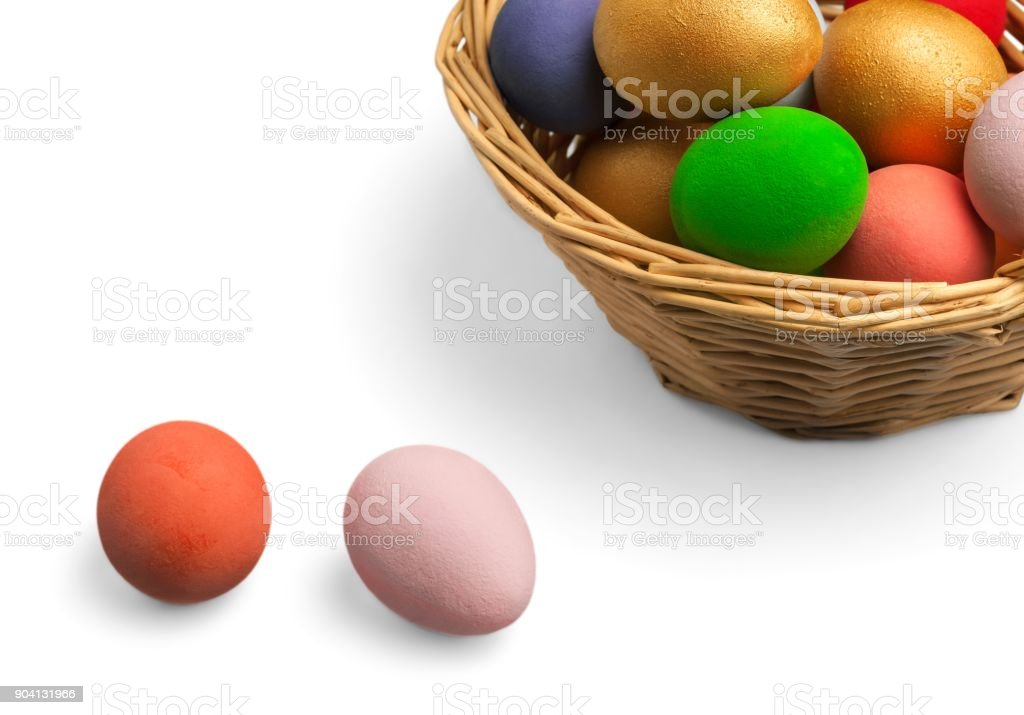 Easter. stock photo