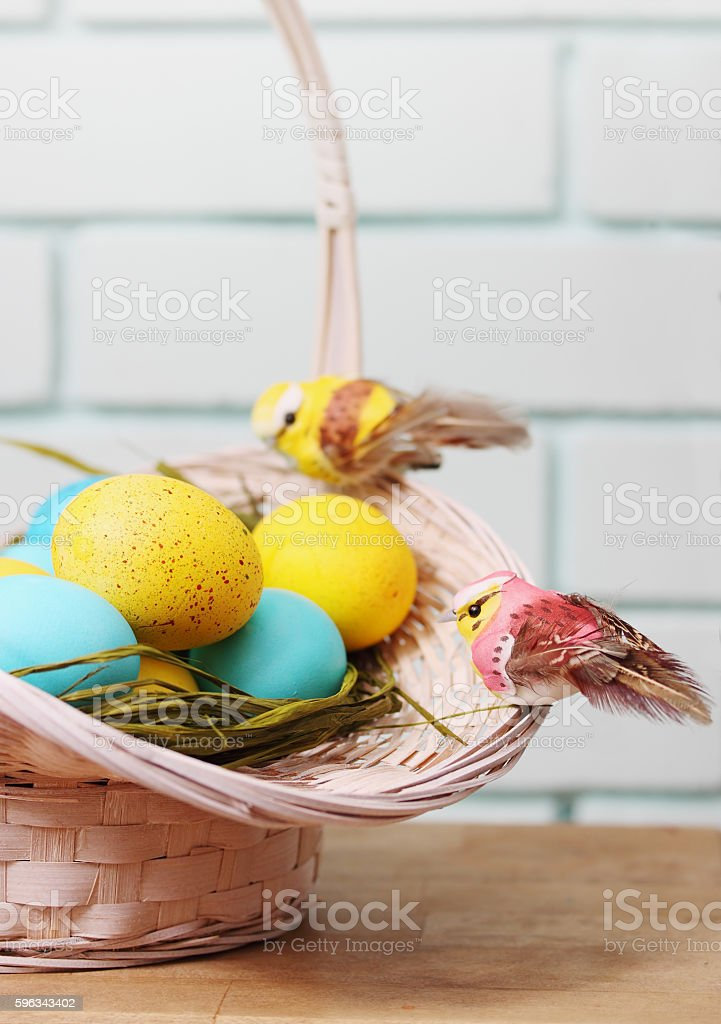 Easter still royalty-free stock photo