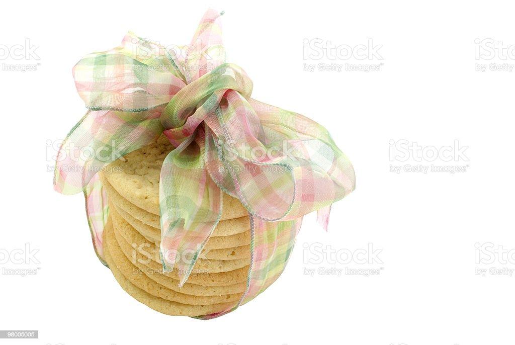Easter Sugar Cookies royalty free stockfoto