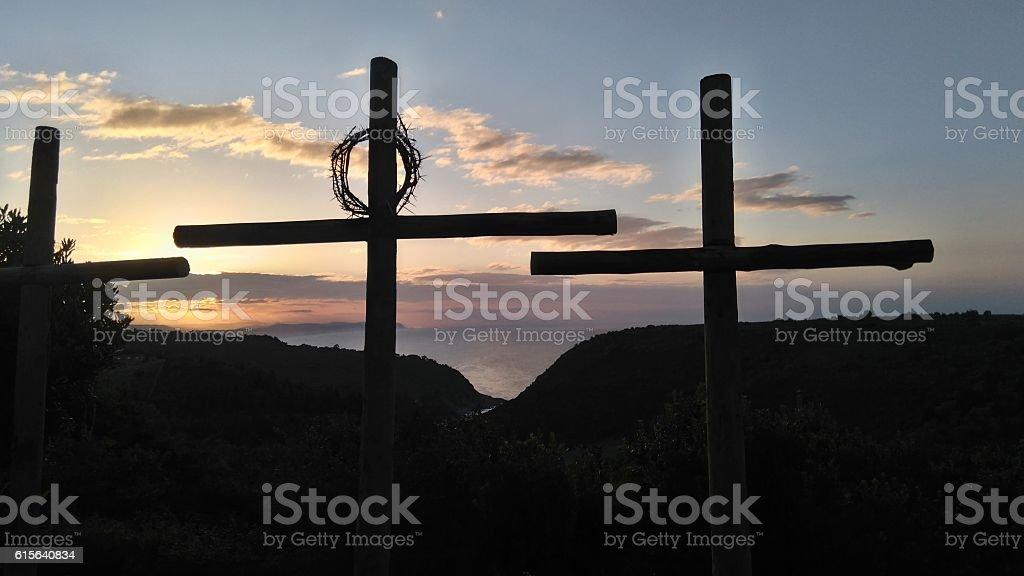 Easter Sunrise at Carmel