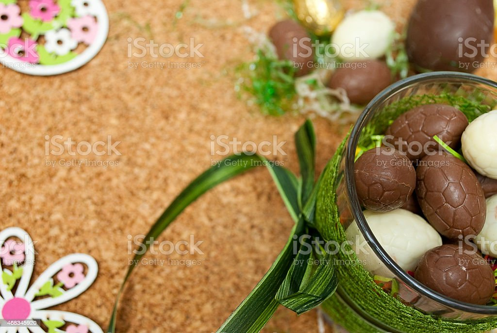 Easter sweets royalty-free stock photo