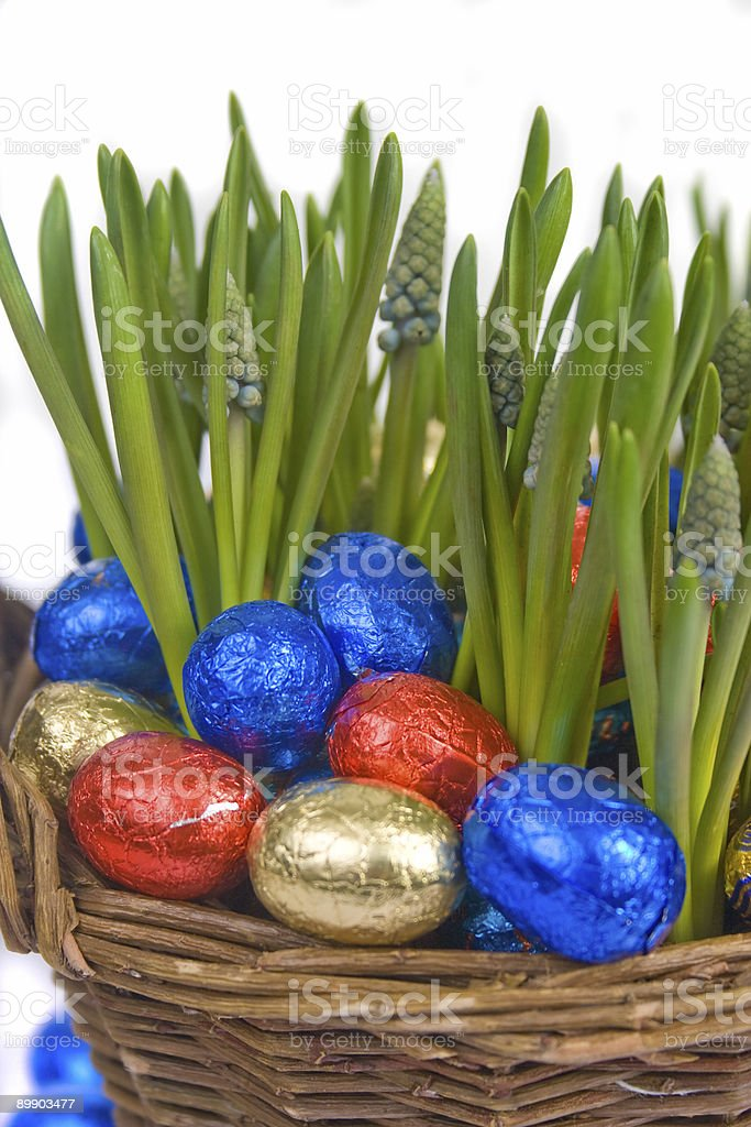 Easter treat royalty-free stock photo