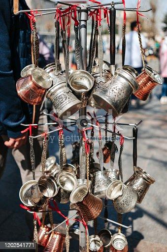 istock Eastern Bazaar in Istanbul. 1202541771