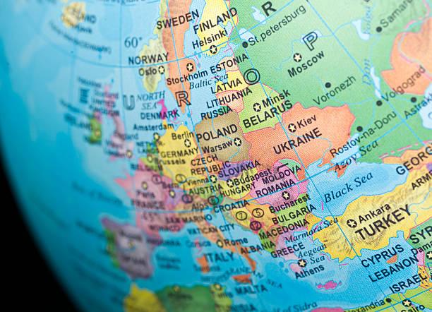 동유럽 유럽 - 슬로바키아 뉴스 사진 이미지