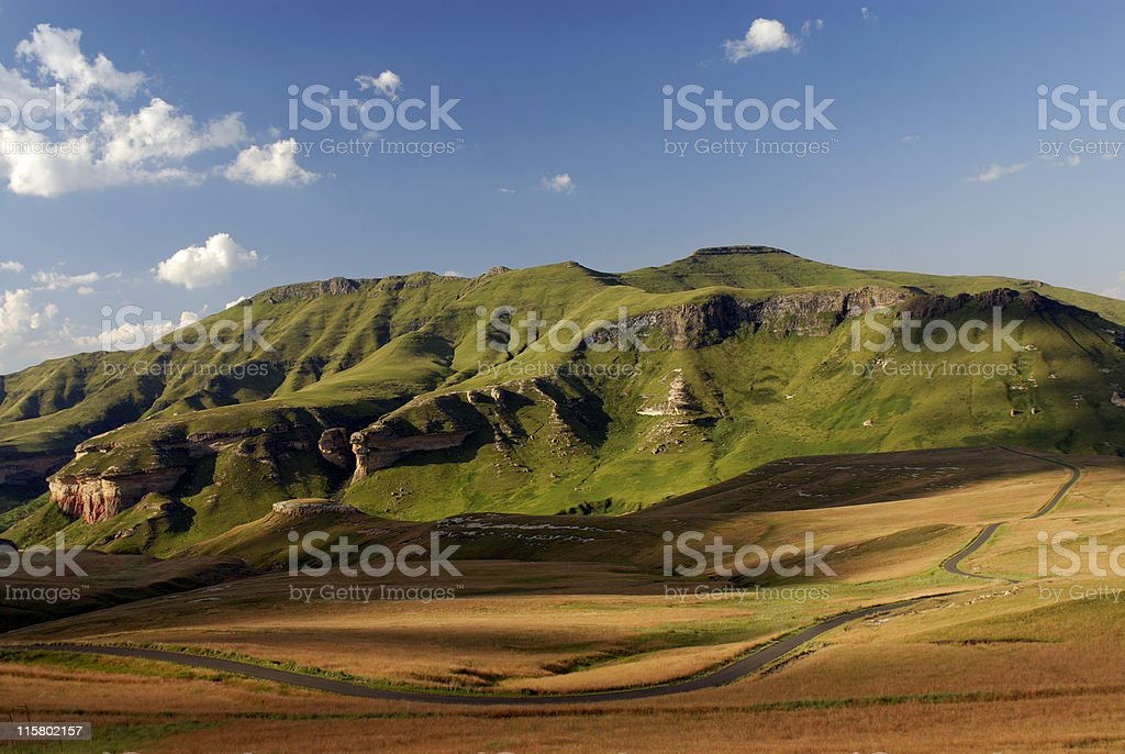 Eastern Freestate royalty-free stock photo