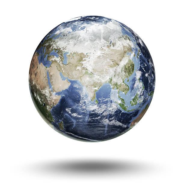 Erde-Eastern Hemisphere – Foto