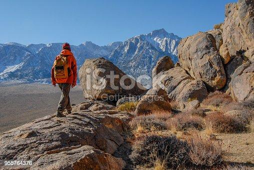istock Eastern Sierra hike 955764376