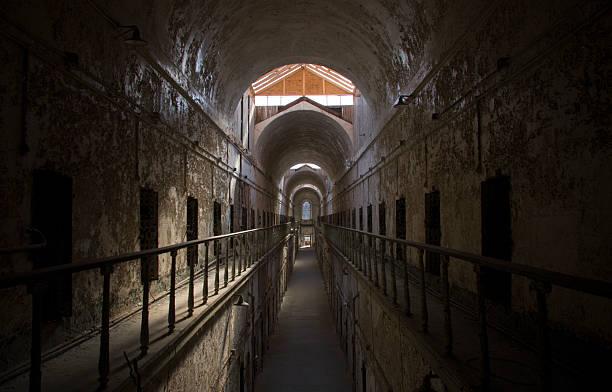 eastern state penitentiary i - 東方 個照片及圖片檔