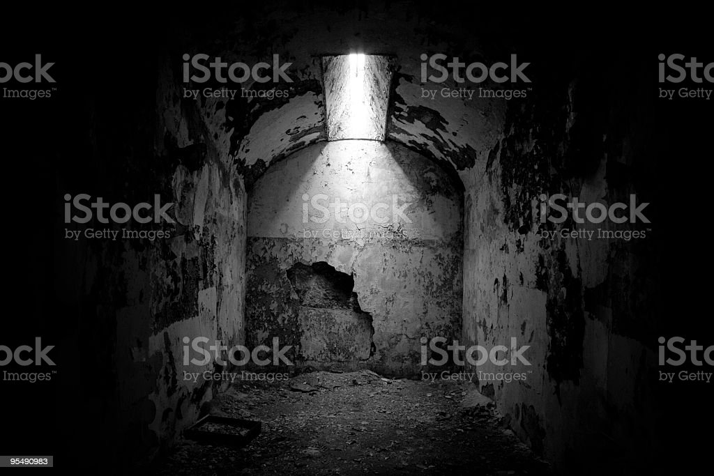 Eastern State Penitentiary III stock photo