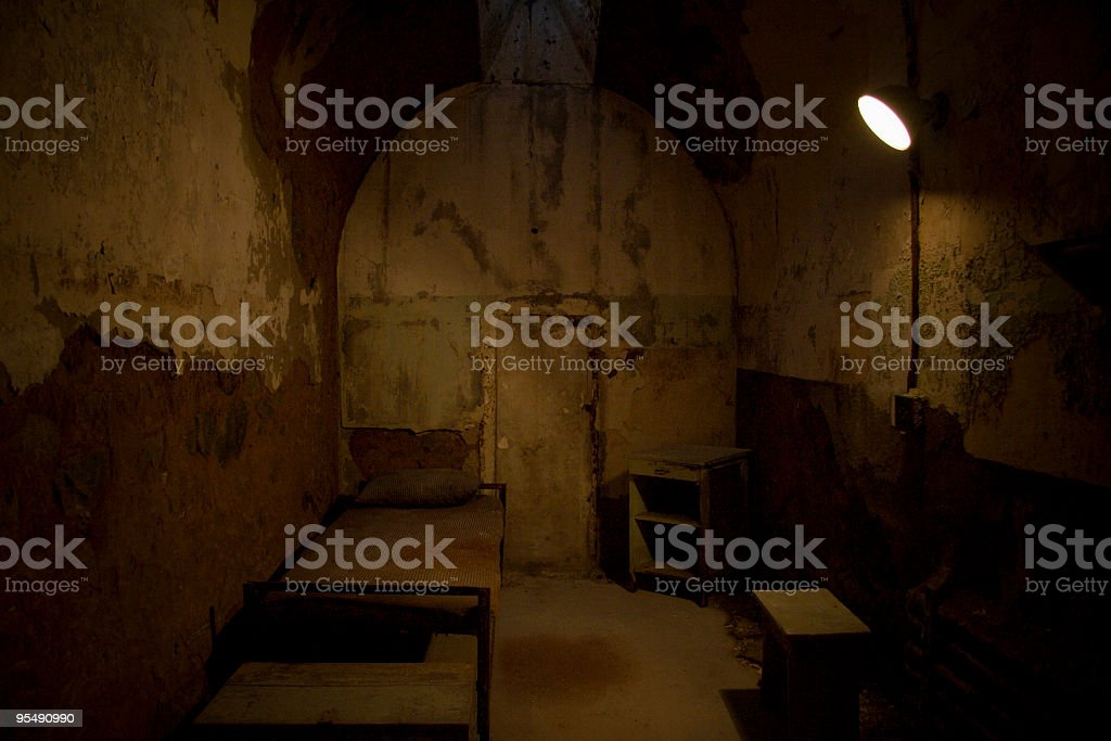 Eastern State Penitentiary V royalty-free stock photo