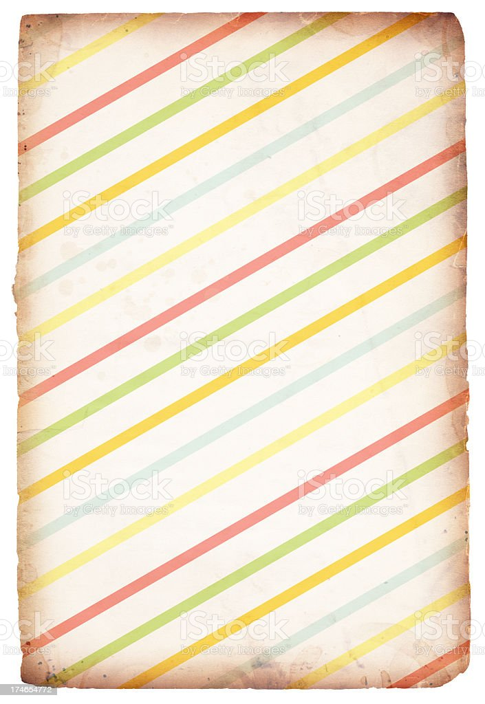 Easter/Spring Pastel Paper XXXL royalty-free stock photo
