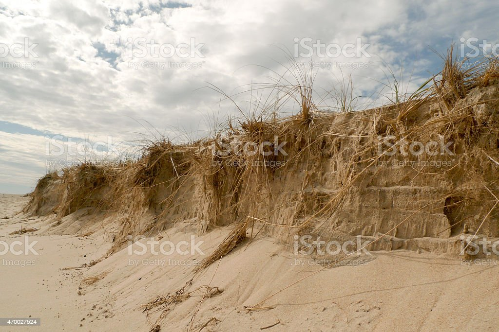 Easthampton,L.I. Scenics Beach stock photo
