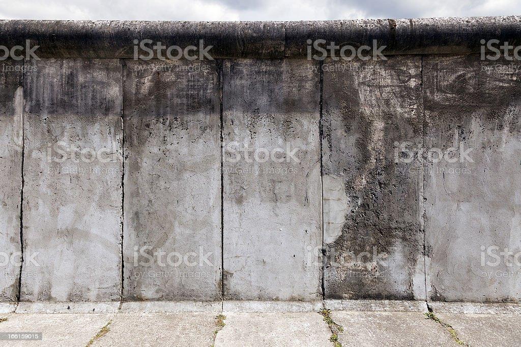 Ost-West-Berliner Original-Wall