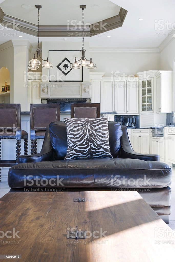 Easy Chair royalty-free stock photo