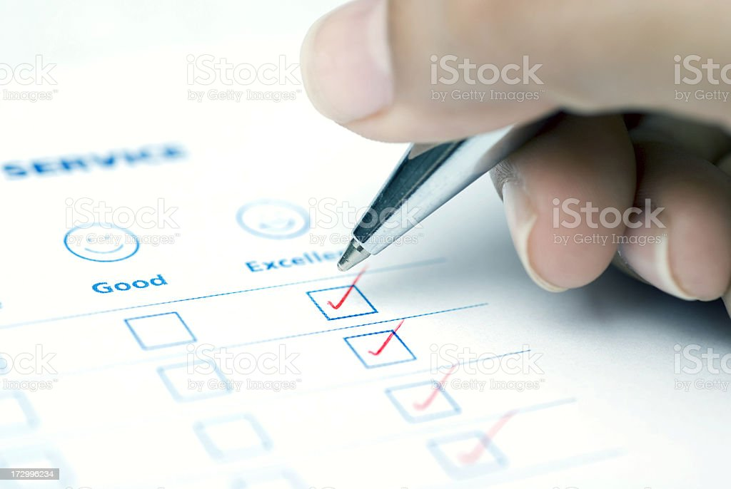 easy choice royalty-free stock photo