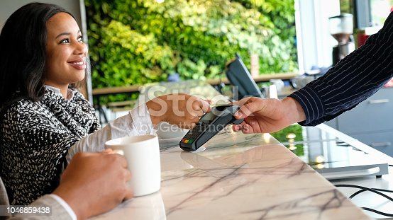 178974134 istock photo Easy contactless Card Payment 1046859438