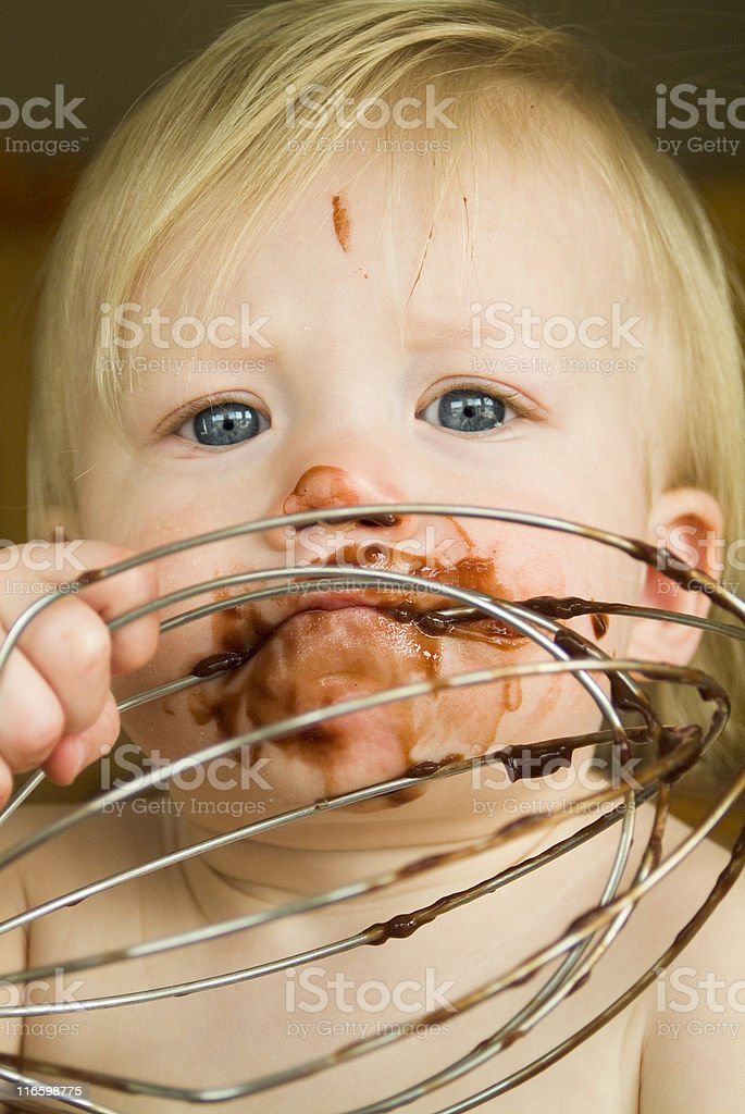 Eat 2 royalty-free stock photo