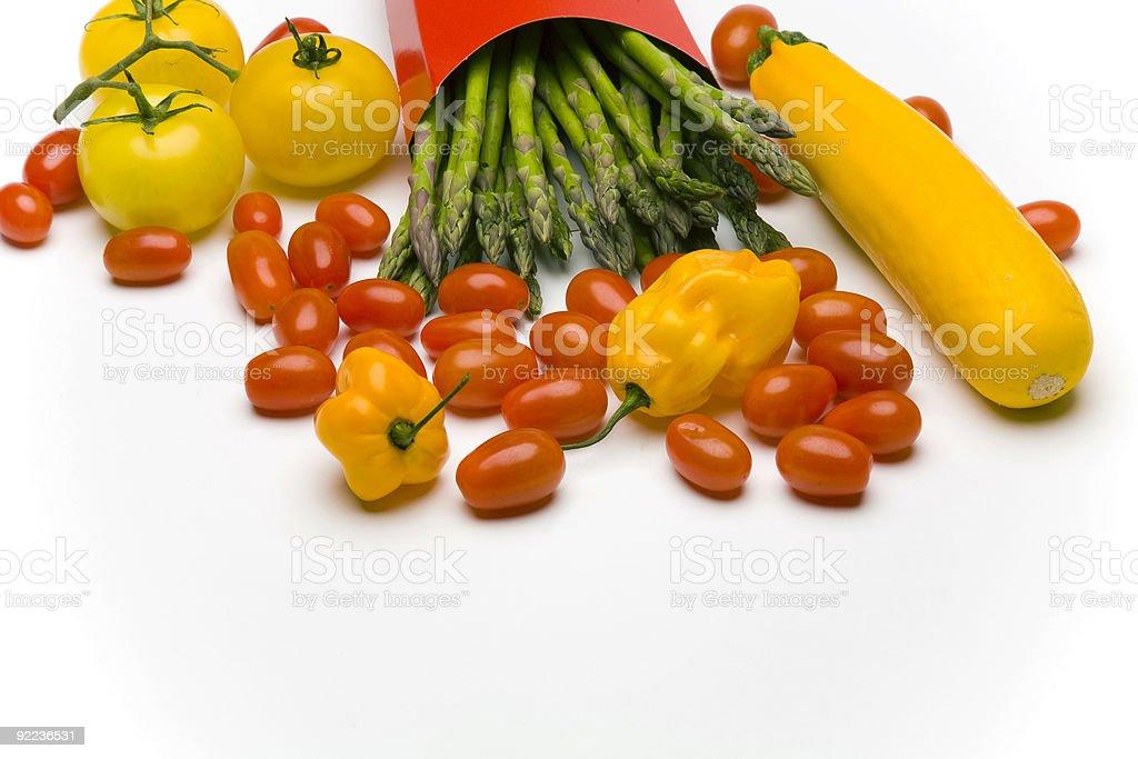 Eat Healthier royalty-free stock photo